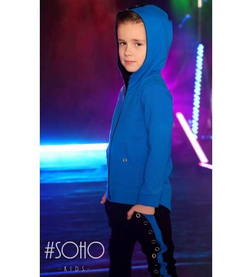 #Soho džemperis berniukui. Spalva mėlyna