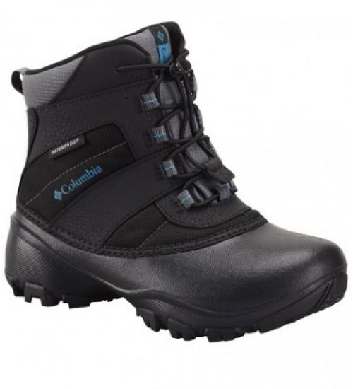 Columbia Sniego batai YOUTH ROPE TOW III . Spalva juoda / mėlyna