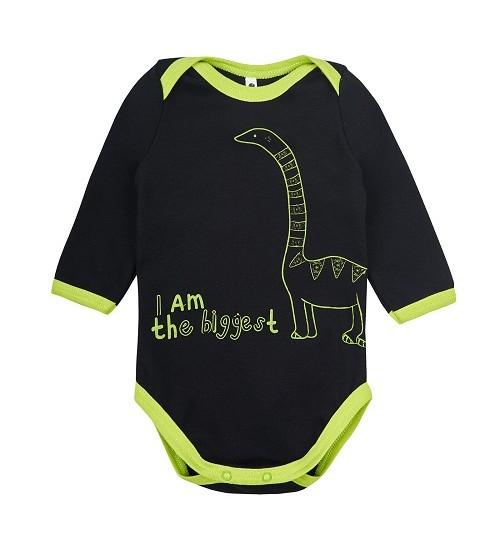 Garnamama bodžiukas ( Dino ). Spalva juoda