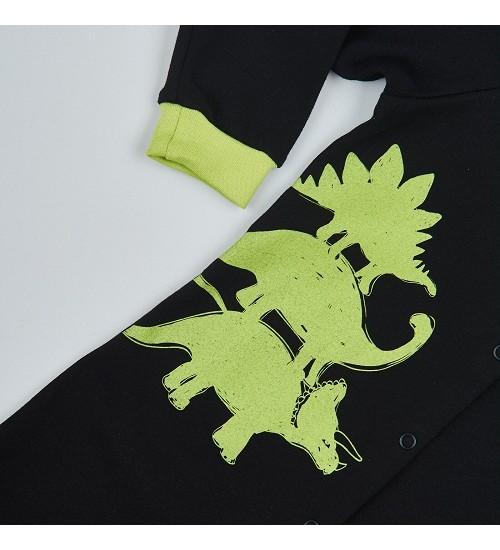 Garnamama bodžiukai - naktinukai ( Dino ). Spalva juoda