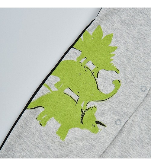 Garnamama bodžiukai - naktinukai ( Dino ). Spalva pilka