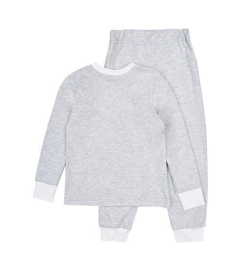 Garnamama pižama ( Vienaragis ). Spalva pilka