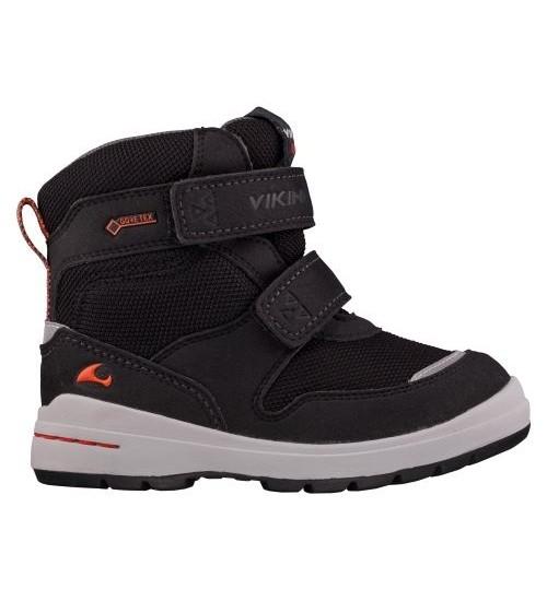Viking žiemos batai TOKKE GTX. Spalva juoda