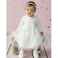 Balumi suknelė Klara. Spalva šviesiai kreminė