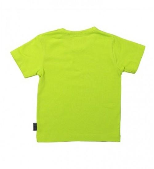Koko - Noko vaikiška palaidinė. Spalva ryškiai žalia