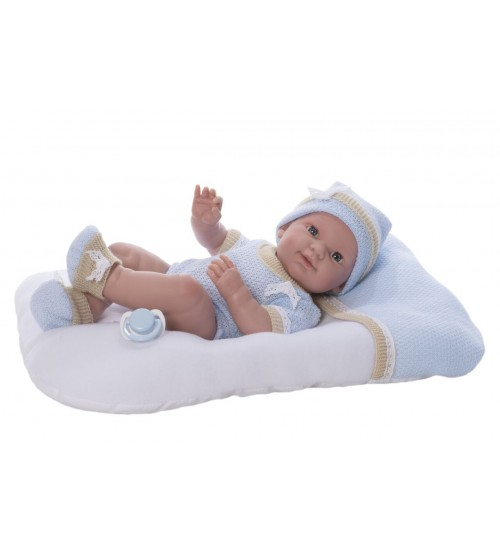 Nines d'Onil lėlytė Baby Pearl ( berniukas )