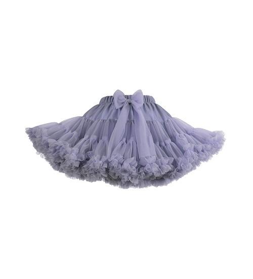 Tulio sijonas. Spalva pilka